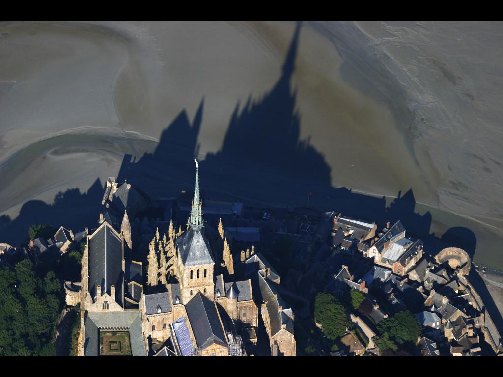 Abbaye du mont saint michel eric lorang for Vae architecte